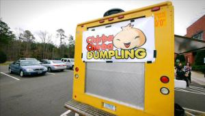 Popular Durham-area food truck Chirba Chirba serves dumplings. Photo via livewell.
