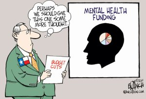 funding for mental health